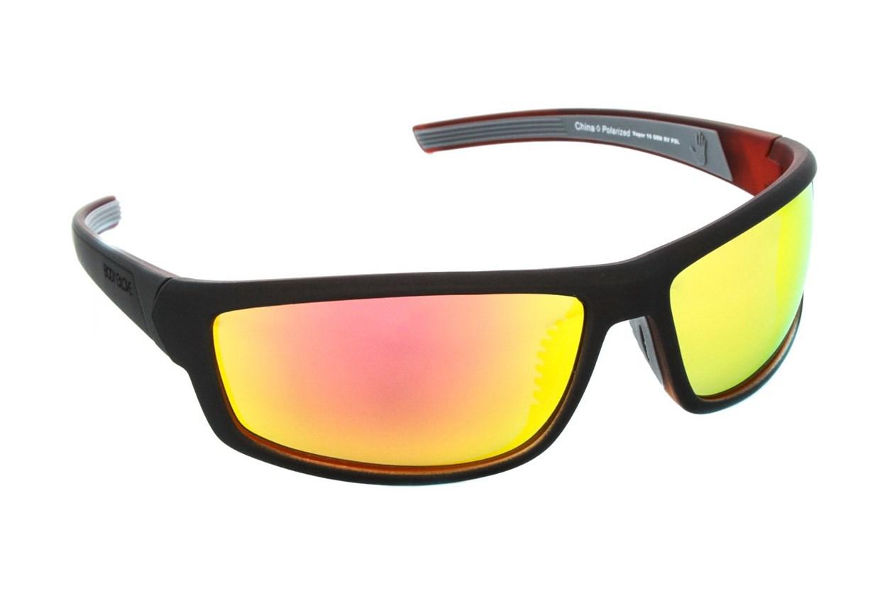 Body Glove Vapor 16 Black Sunglasses