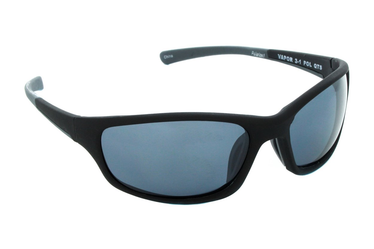Body Glove Vapor 3 Black Sunglasses