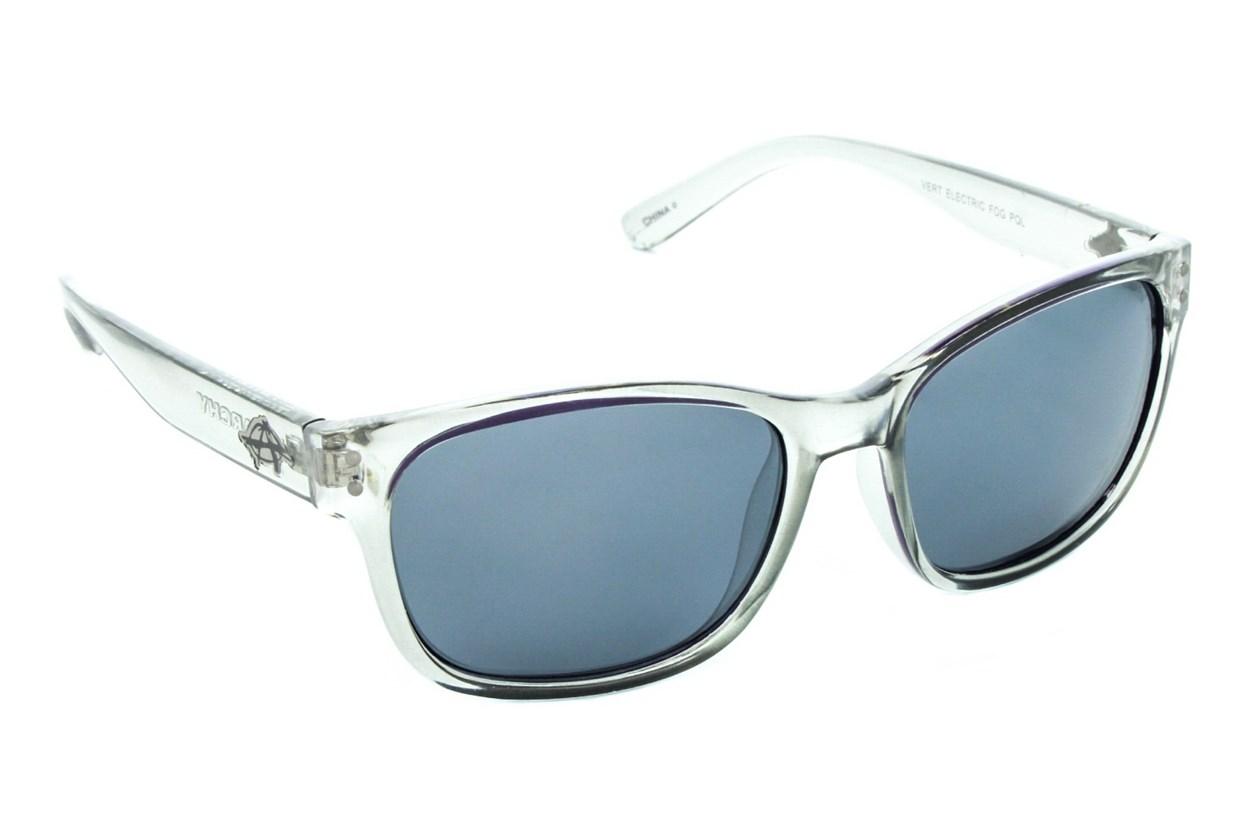 Anarchy Vert Polarized Gray Sunglasses
