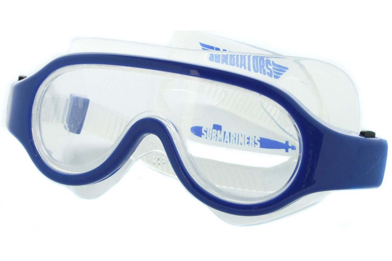 Babiators Submariners Toddler Swim Goggles Blue SwimmingGoggles