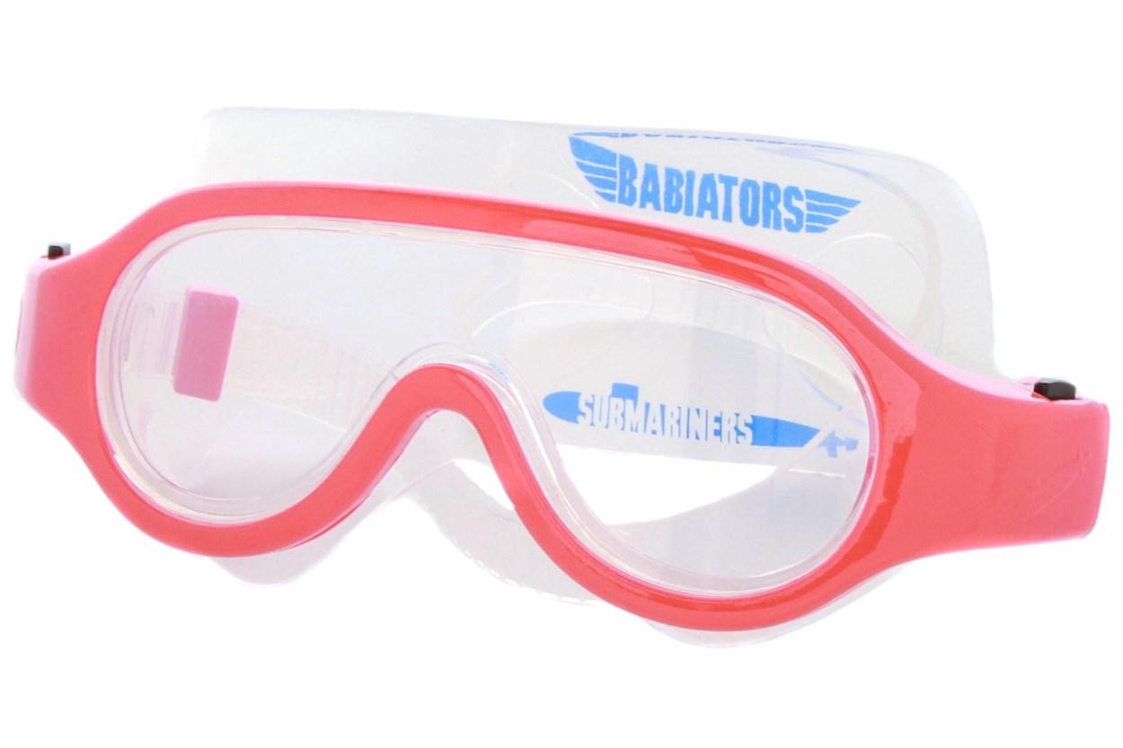 Babiators Submariners Toddler Swim Goggles Pink SwimmingGoggles