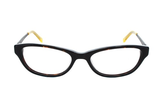 Hello Kitty HK240 Tortoise Glasses