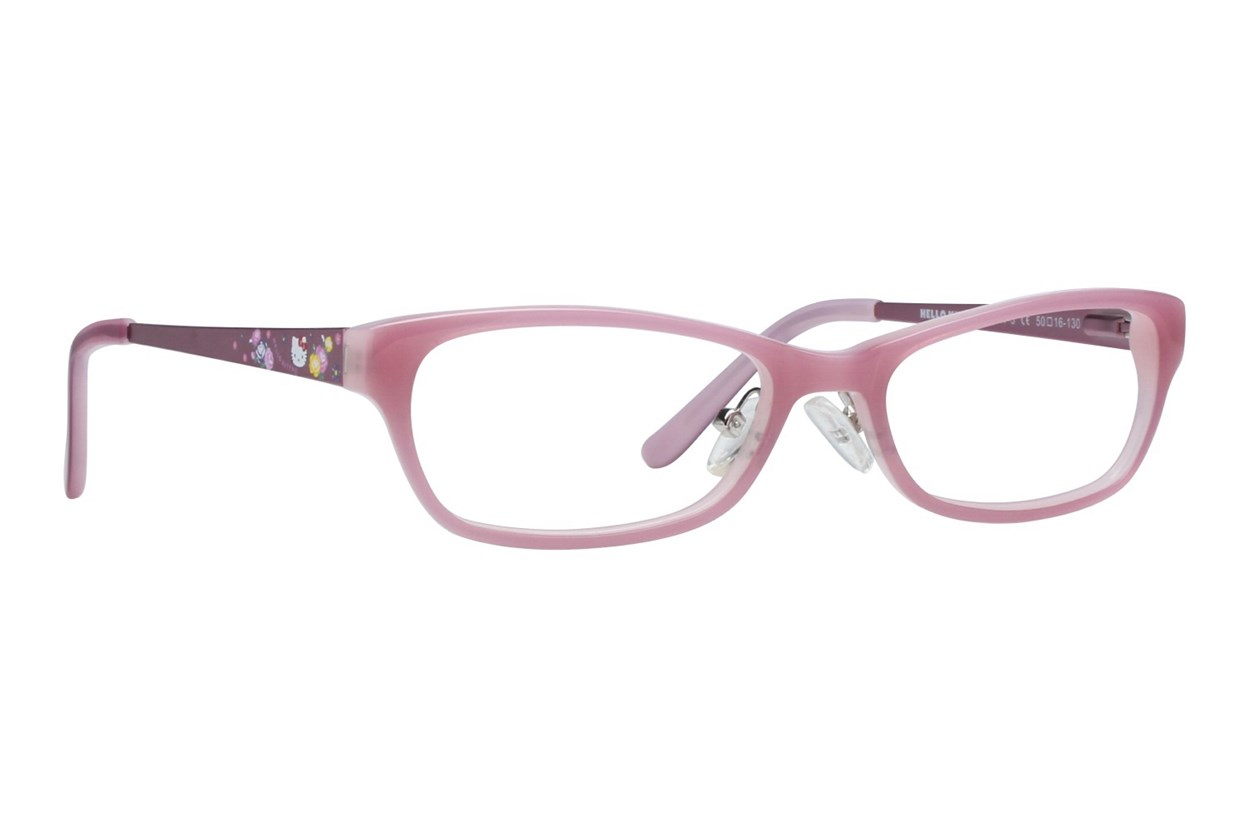 Hello Kitty HK247 Pink Glasses