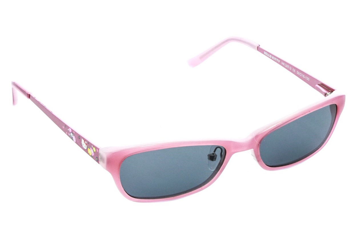 Hello Kitty HK247 Sun Pink Sunglasses