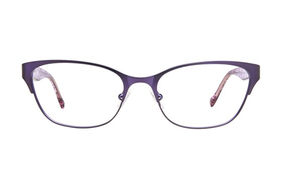 Lucky D100 Purple Glasses