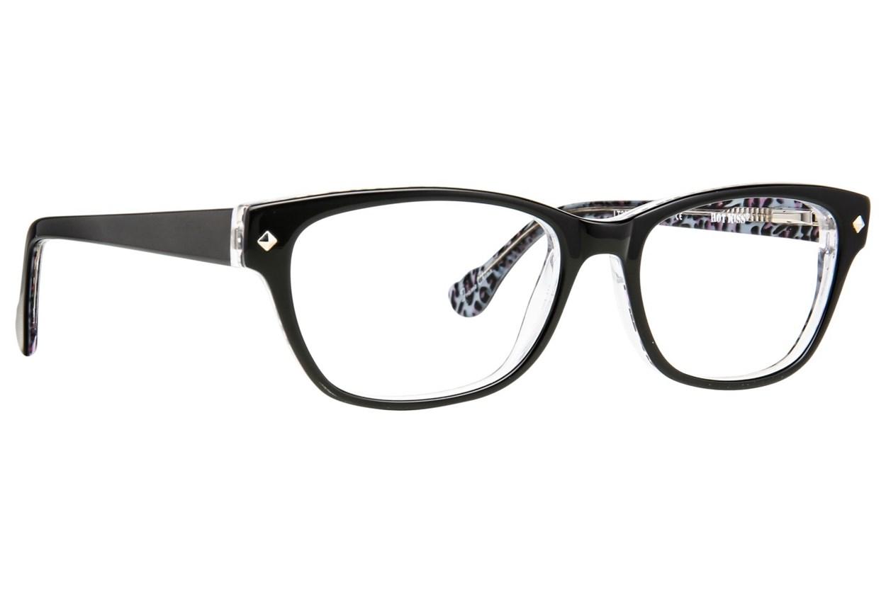Hot Kiss HK10 Black Glasses