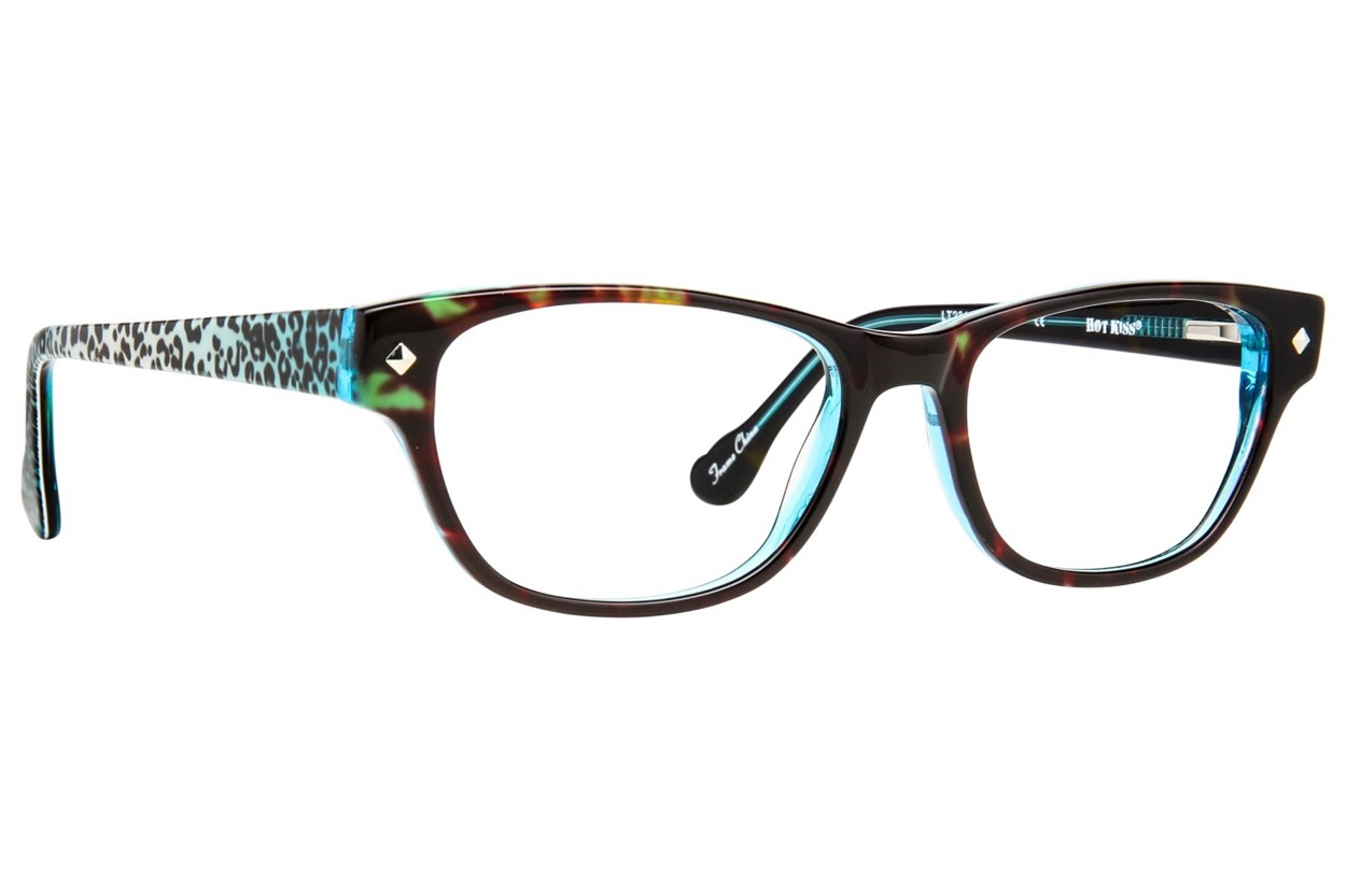 Hot Kiss HK10 Tortoise Glasses