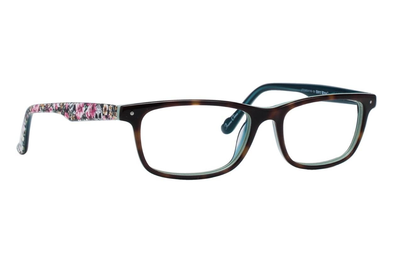 Hot Kiss HK28 Tortoise Glasses