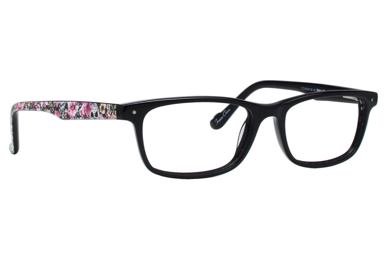 Hot Kiss HK28 Black Glasses