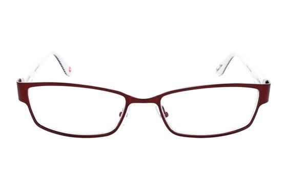 Hot Kiss HK30 Red Glasses