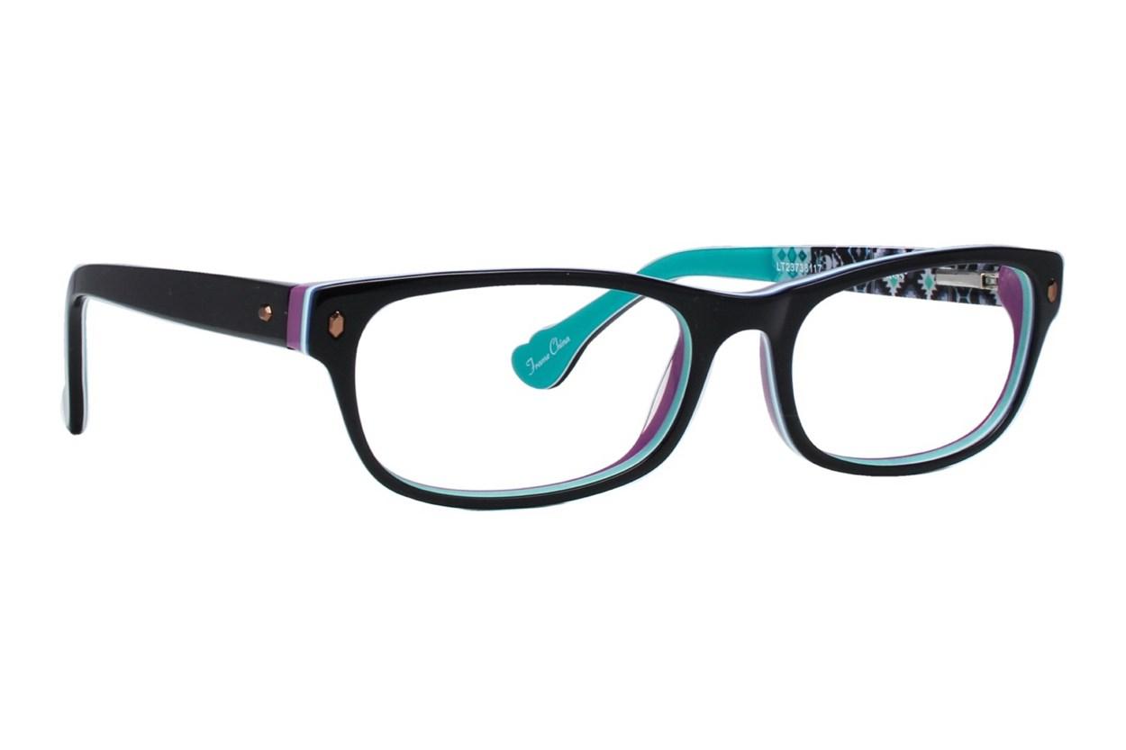 Hot Kiss HK34 Black Glasses