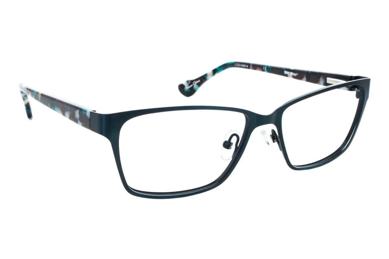 Hot Kiss HK38 Green Glasses