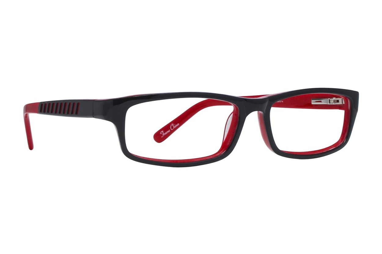 Cantera Redline Black Glasses