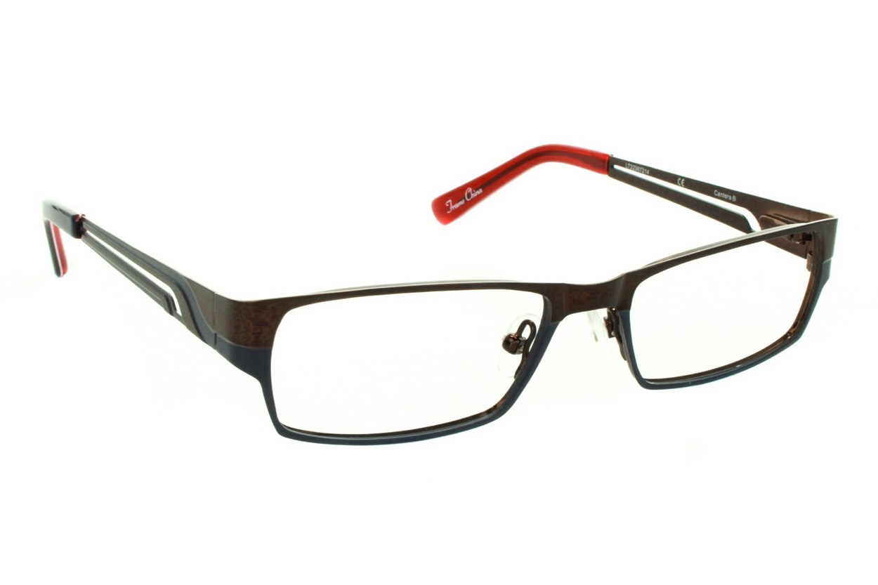 Cantera Zoom Brown Glasses