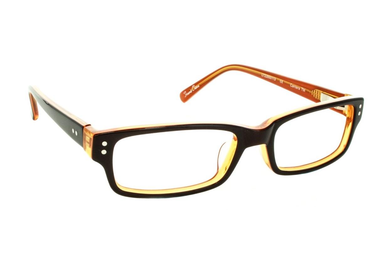 Cantera CTRL Brown Glasses