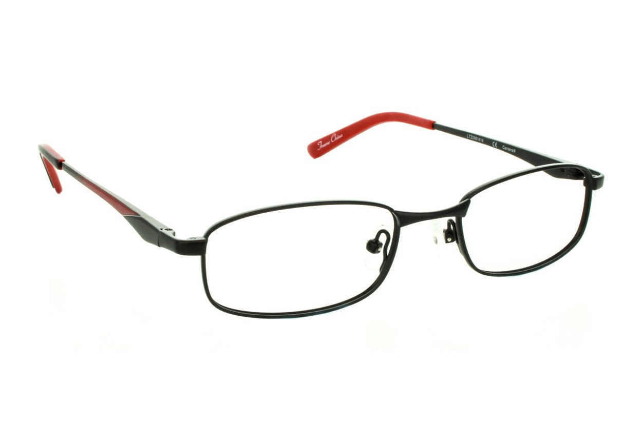 Cantera Rally Eyeglasses - Black