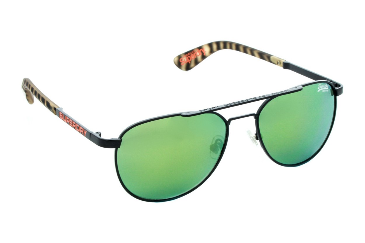Superdry Warrior Black Sunglasses