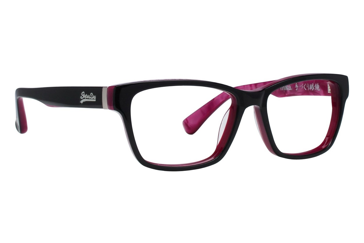 Superdry Mika Black Glasses