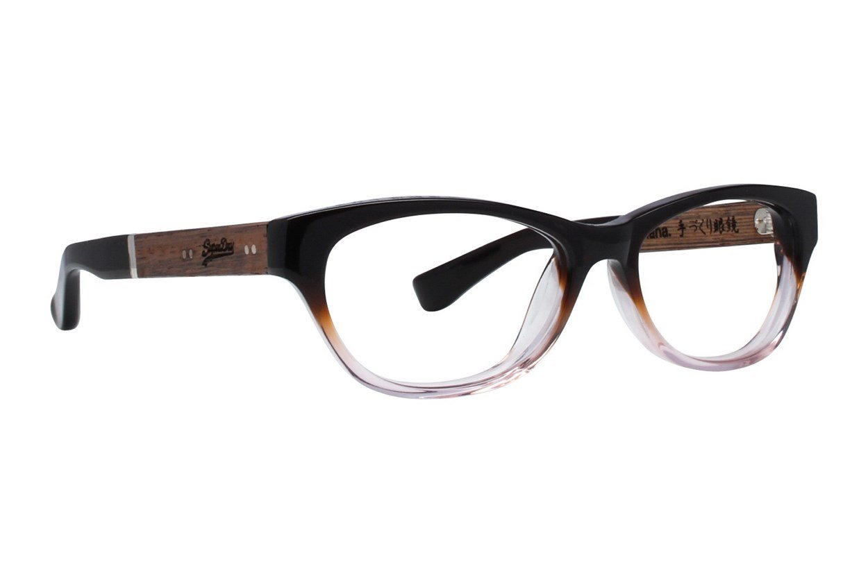 Superdry Hana Brown Glasses