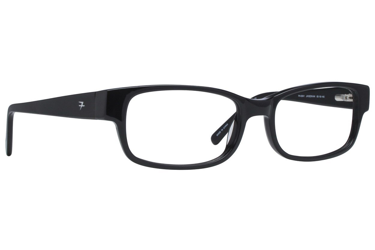 Fatheadz Jaxsonian Black Glasses