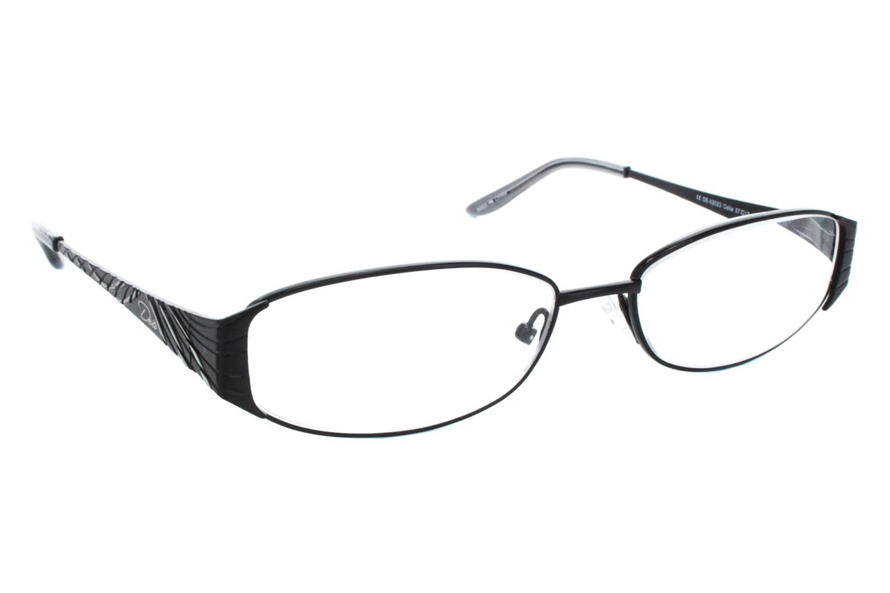 Dea Extended Size Celia Reading Glasses Silver ReadingGlasses