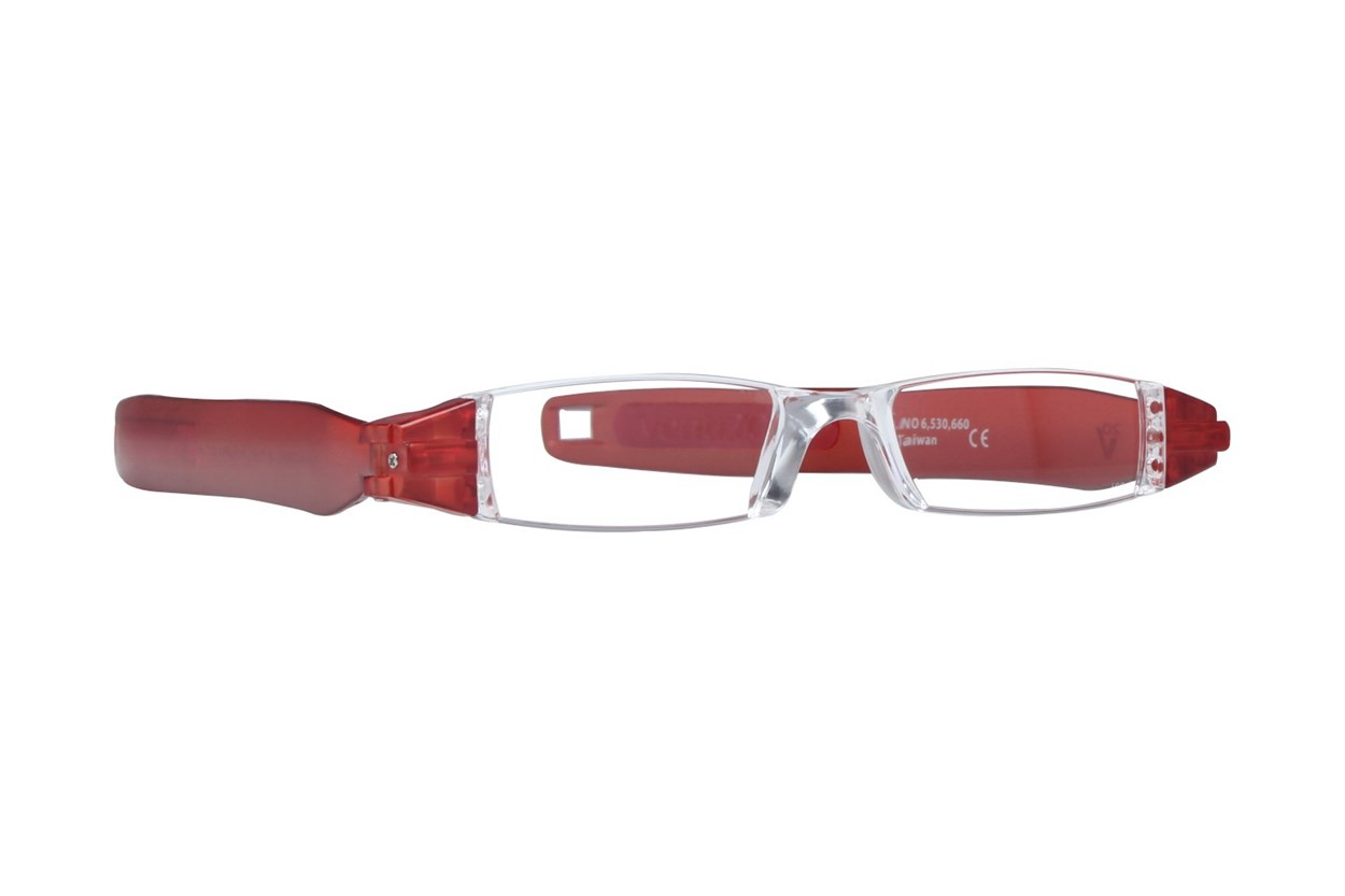 Pocket Blade Readers Red ReadingGlasses