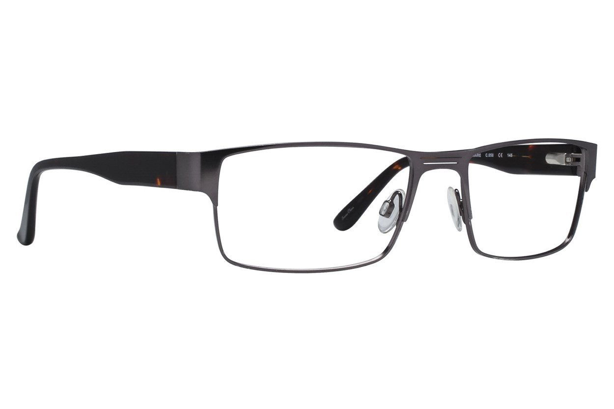 Randy Jackson RJ1055 Gray Glasses