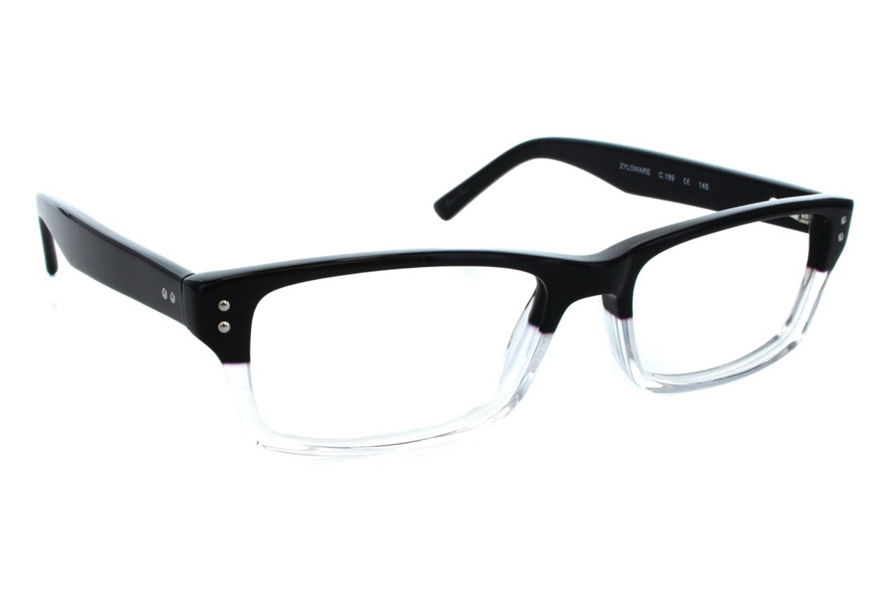 Randy Jackson RJ3017 Eyeglasses - Black