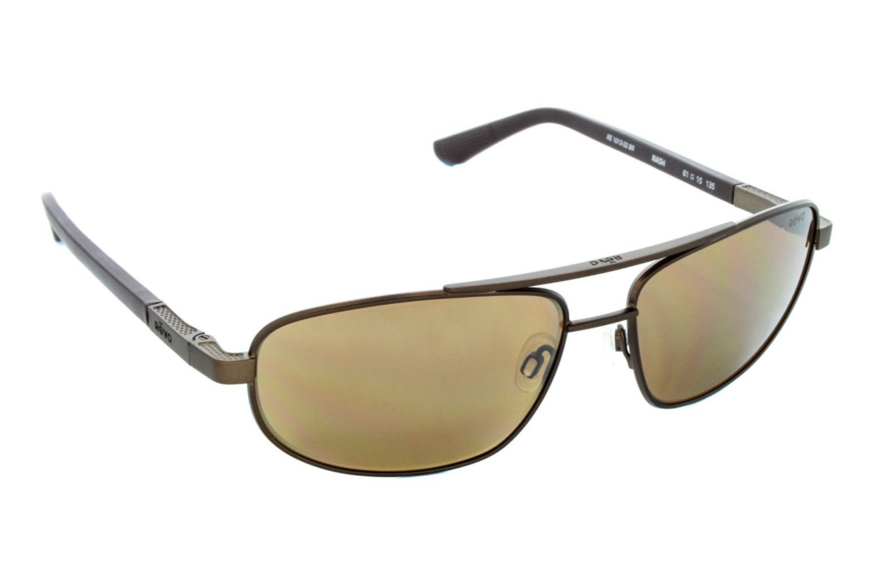 Revo Nash Brown Sunglasses