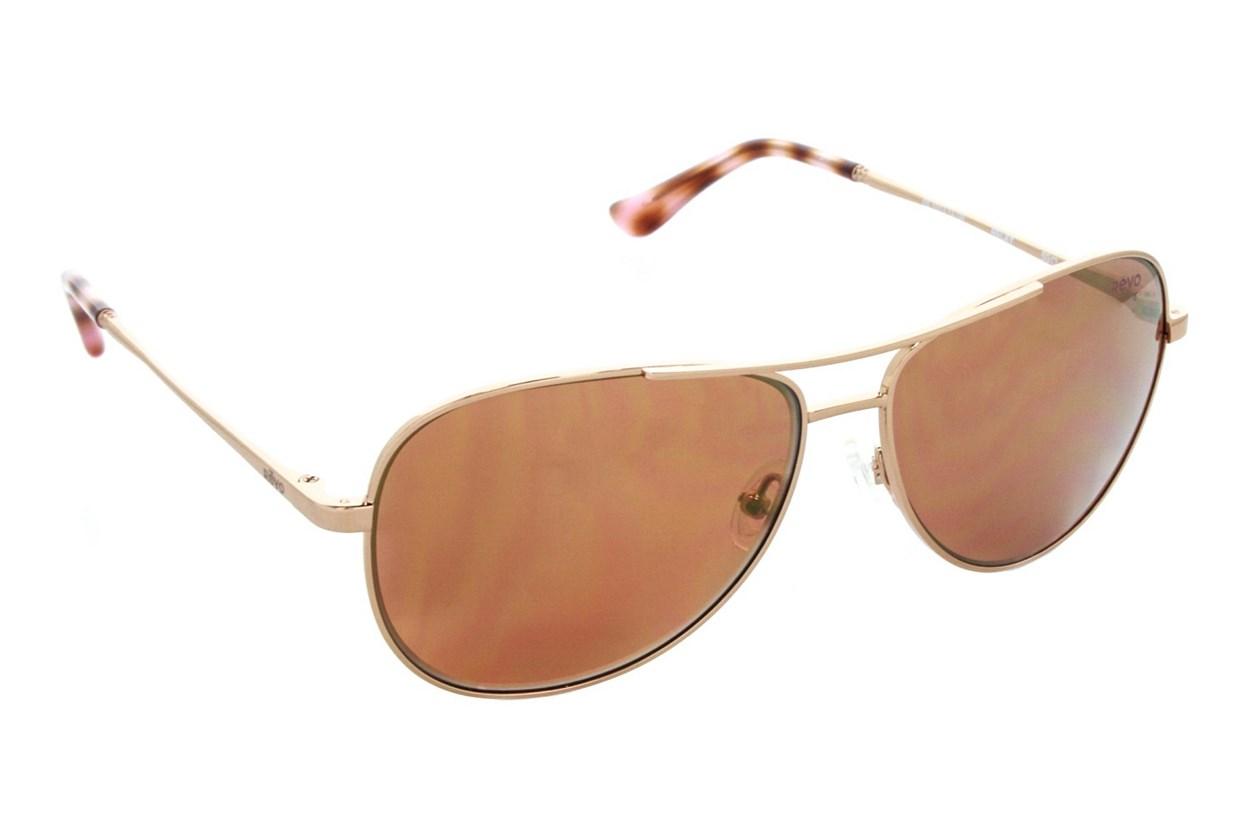 Revo Relay Pink Sunglasses