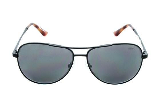 Revo Relay Black Sunglasses