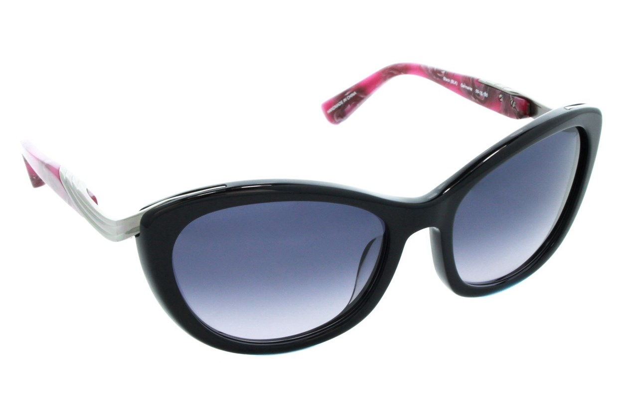 Badgley Mischka Germaine Sunglasses - Black