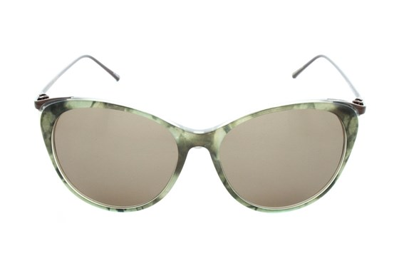 Badgley Mischka Fiona Tan Sunglasses