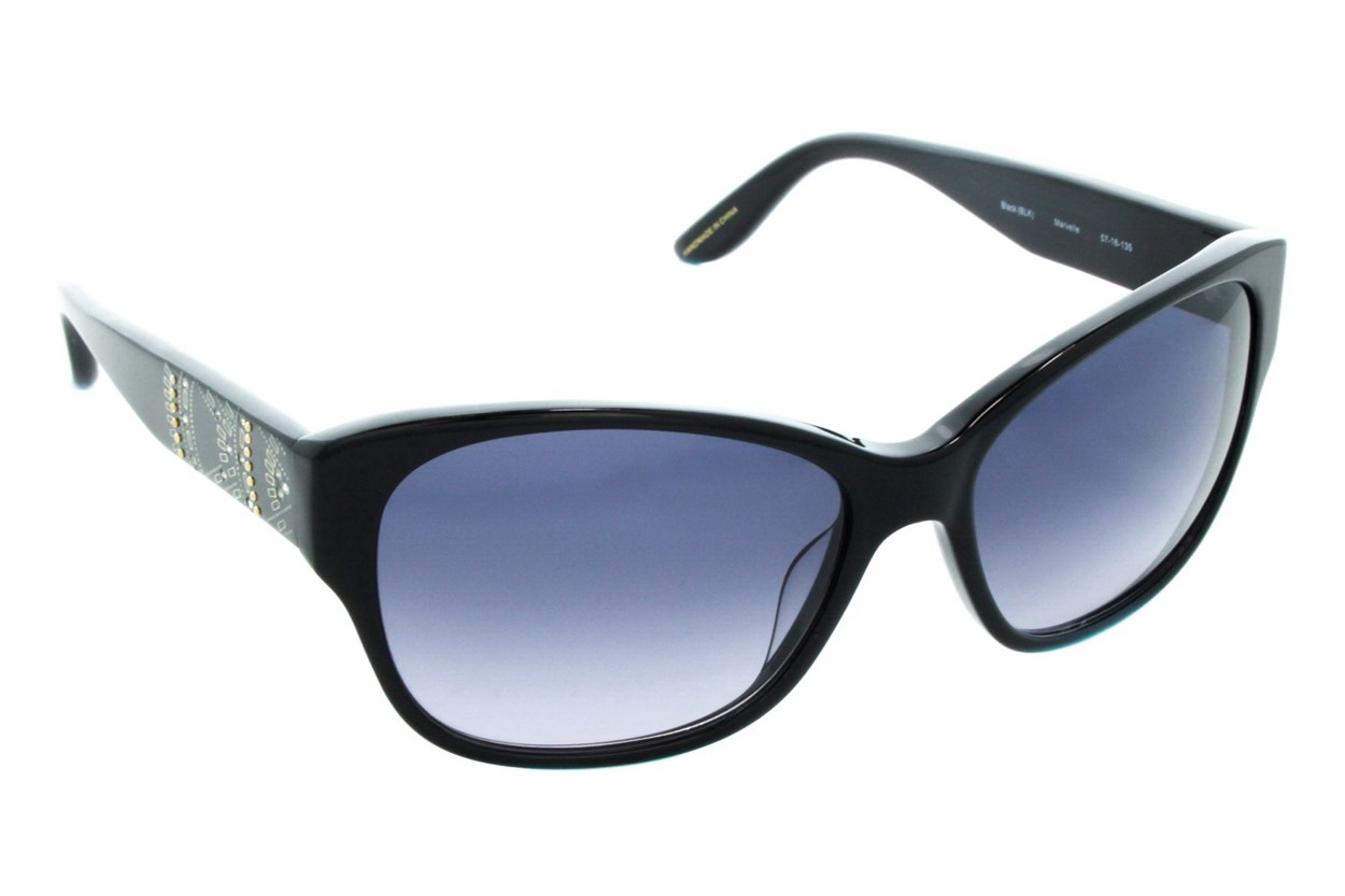 Badgley Mischka Marvelle Black Sunglasses