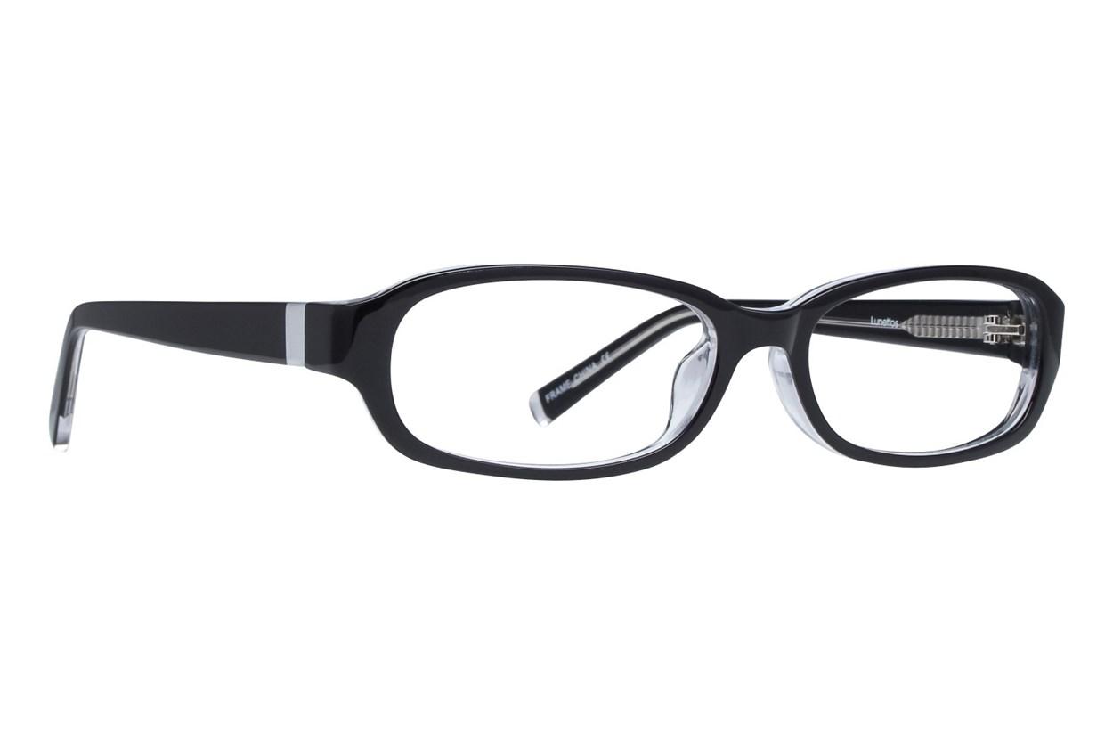 Lunettos Brenda Black Glasses