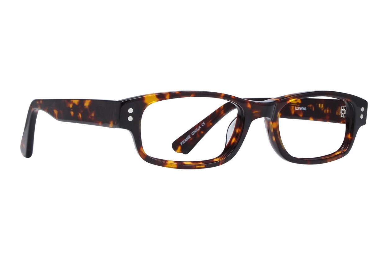 Lunettos Carter Tortoise Glasses