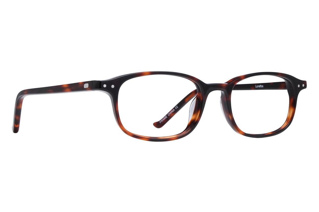 Lunettos Cullen Tortoise Glasses