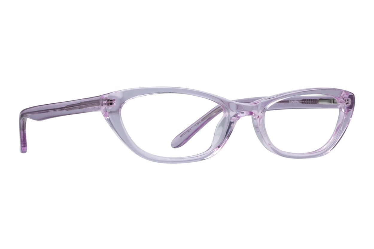 Lunettos Emily Pink Glasses