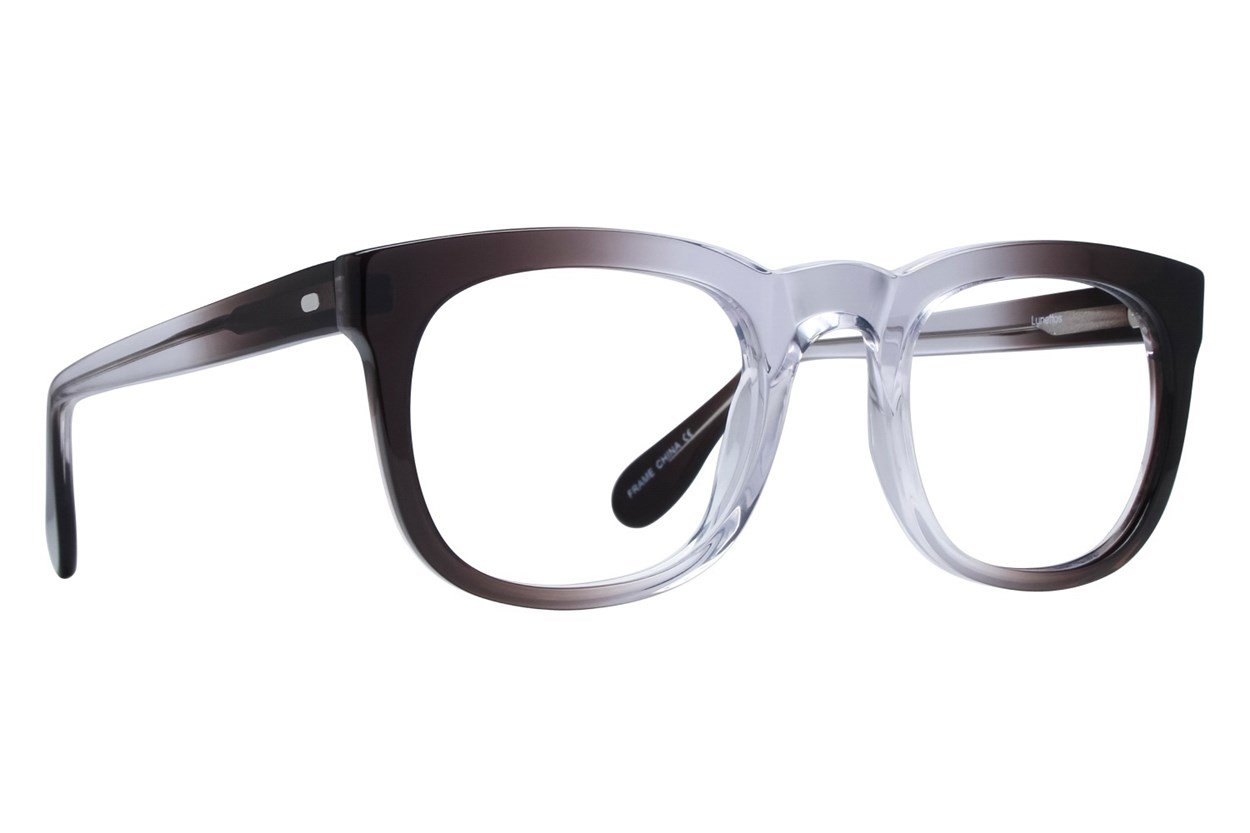 Lunettos Jeff Gray Glasses