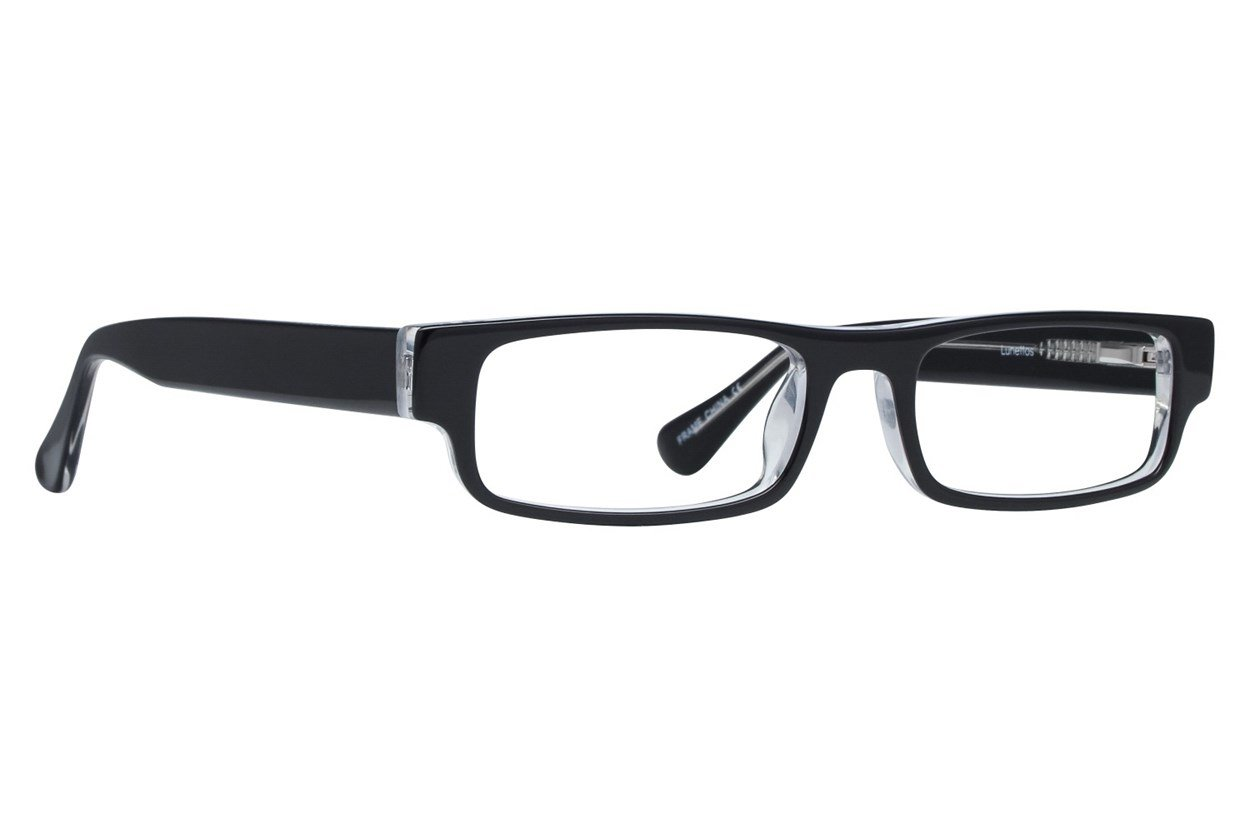 Lunettos Phillip Eyeglasses - Black