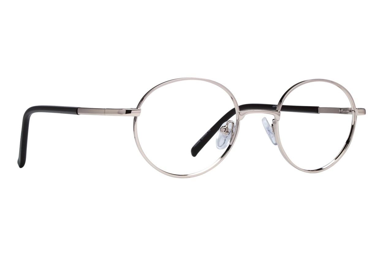 Lunettos Winston Gold Glasses