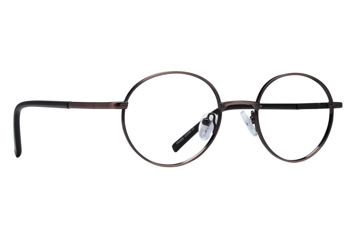 Lunettos Winston Brown Glasses