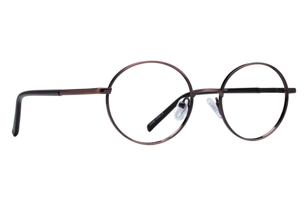 Lunettos Winston Brown Glasses