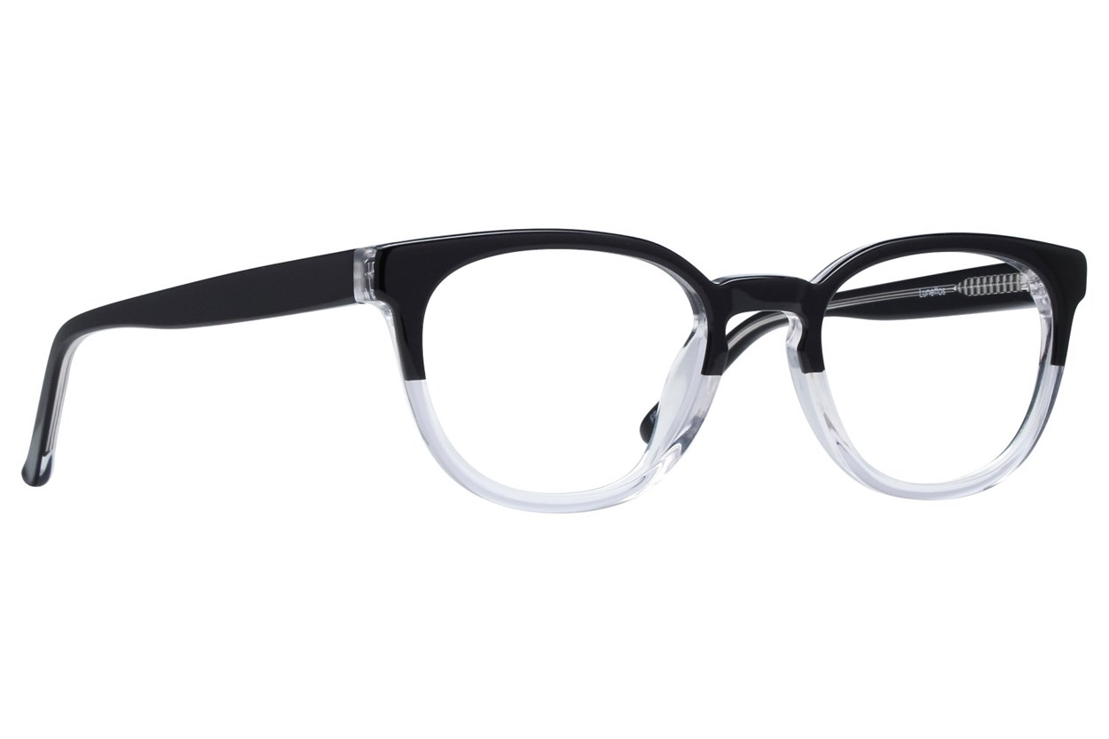 Lunettos Michael Black Glasses