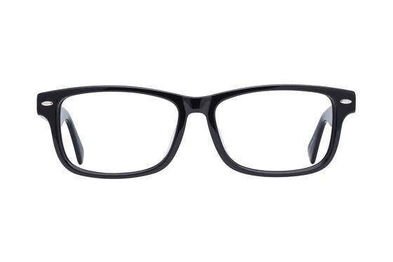 Lunettos Parker Black Glasses