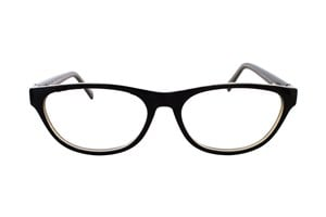 Lunettos Stephana Eyeglasses - Black