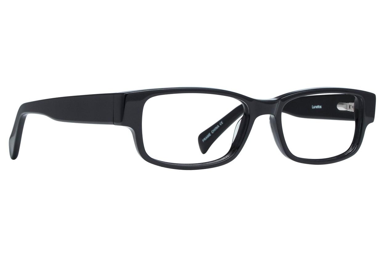 Lunettos Taylor Petite 49 Black Glasses