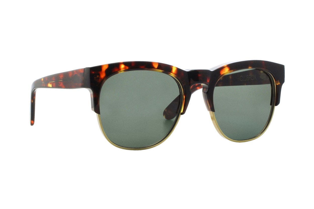 Wildfox Club Fox Deluxe Tortoise Sunglasses