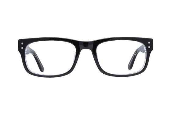 Lunettos Brian Black Glasses