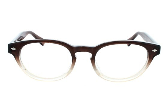 Square Root Galileo Brown Glasses